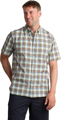 ExOfficio Men's Sol Cool Leman Plaid SS Shirt