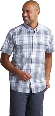 ExOfficio Men's Ventana Plaid SS Shirt