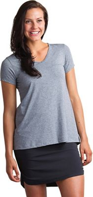 ExOfficio Women's Wanderlux V-Neck SS Top