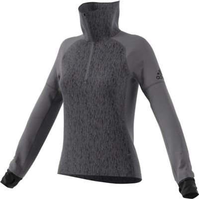 Adidas Women's Peformance Baseline 1/4 Zip Top