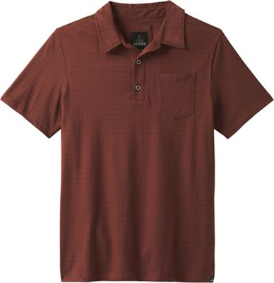 Prana Men's Addder Polo Shirt