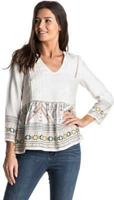Roxy Women's World Turning Top