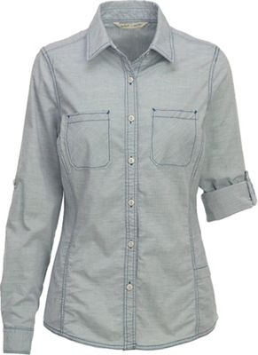 Woolrich Women's Conundrum Peak Convertible Shirt