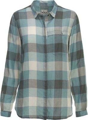 Woolrich Women's Eco Rich Buffalo Shirt
