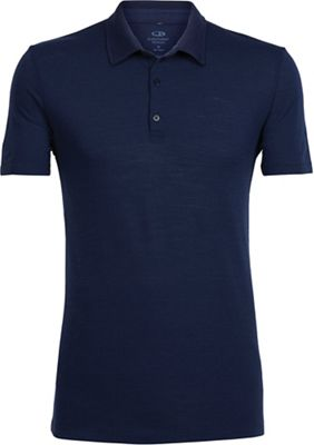 Icebreaker Men's Intrepid SS Polo