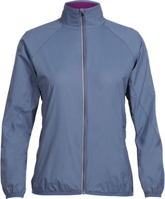 Icebreaker Women's Run Windbreaker Jacket