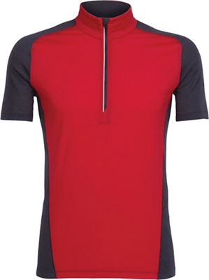 Icebreaker Men's Strike Lite SS Half Zip Top