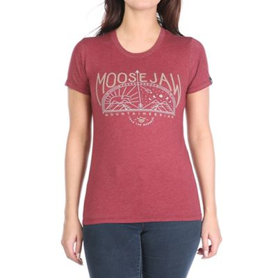 Moosejaw Women's Night and Day Vintage Regs SS Tee