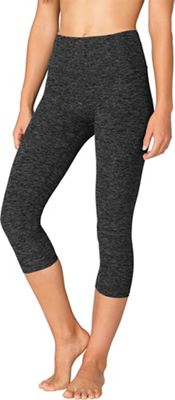Beyond Yoga Women's Spacedye High Waist Capri Legging