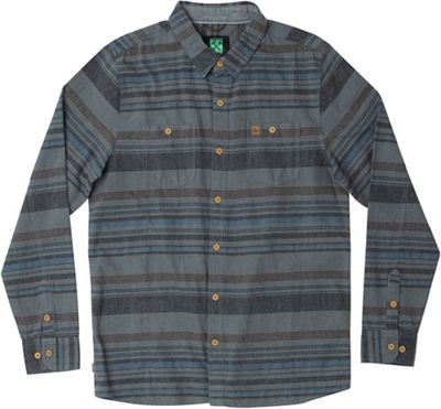 HippyTree Men's Eureka Flannel Shirt