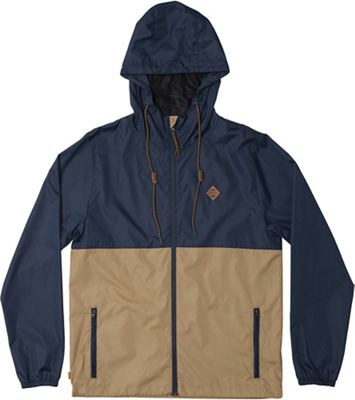 HippyTree Men's Saddleback Windbreaker Jacket