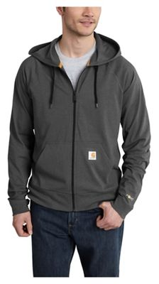 Carhartt Men's Force Cotton Delmont Zip Front Hoodie