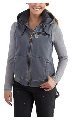 Carhartt Women's Weathered Duck Wildwood Vest
