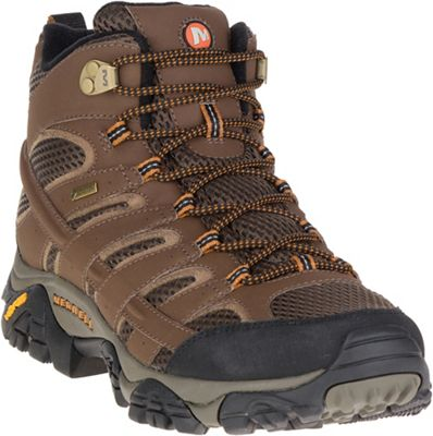 Merrell Men's MOAB 2 Mid Gore-Tex Boot