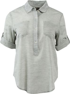 United By Blue Women's Torrey Popover Shirt