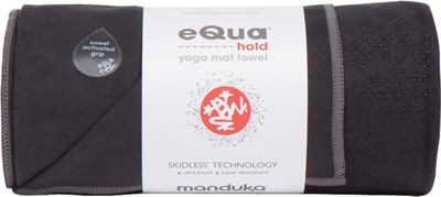 Manduka eQua Hold Mat Towel