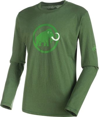 Mammut Men's Logo Longsleeve Top