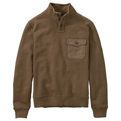 Timberland Men's Browns River Funnel Neck Sweatshirt