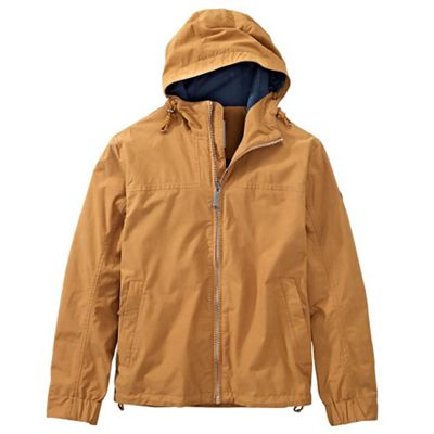 Timberland Men's DryVent Ragged Mt Packable Waterproof Jacket