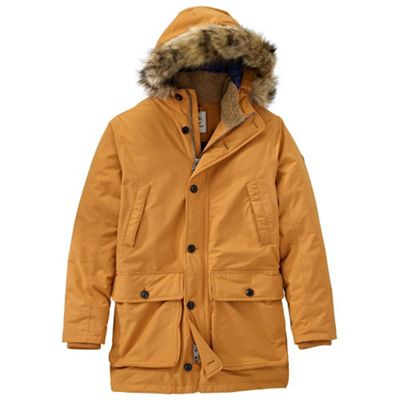 Timberland Men's DryVent Scar Ridge Waterproof Parka