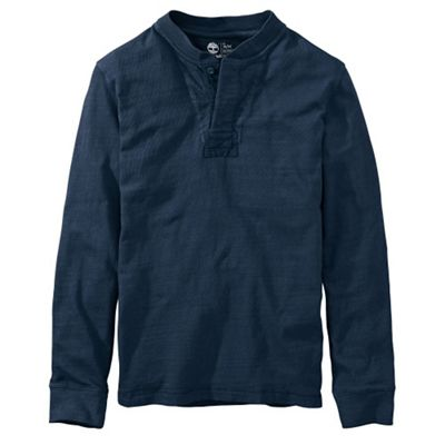 Timberland Men's Great Brook Slub Henley