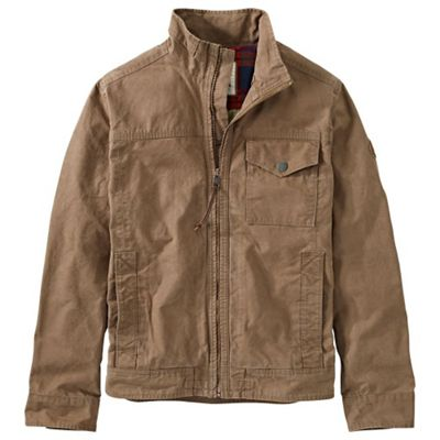 Timberland Men's Mt Davis Timeless Waxed Canvas Jacket