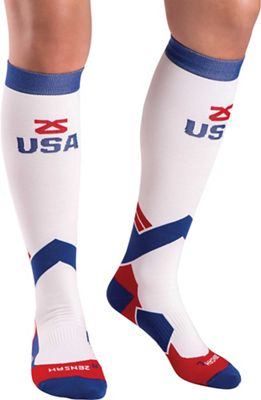 Zensah USA Compression Sock