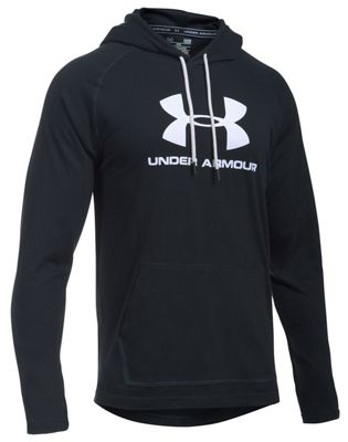 Under Armour Men's UA Sportstyle Jersey Hoodie