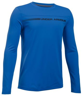 Under Armour Boys' UA Sunblock LS Tee