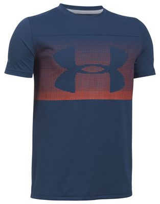 Under Armour Boys' UA Sunblock SS Tee