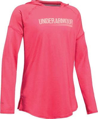 Under Armour Girls' UA Sunblock Hoodie