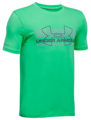 Under Armour Boys' UA Zagzig SS Tee