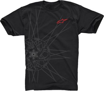 Alpine Stars Men's Spokes Tee