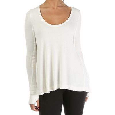 Free People Women's Malibu Thermal LS Top
