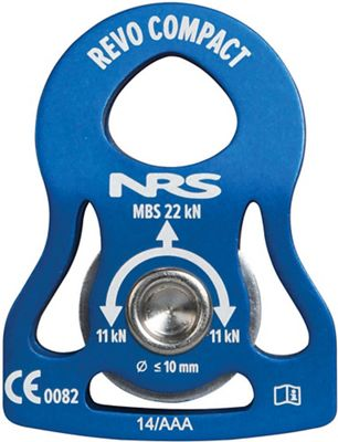 NRS Revo Compact 1.25 IN Pulley