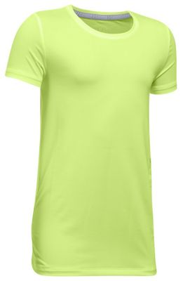 Under Armour Girls' UA Armour SS Top