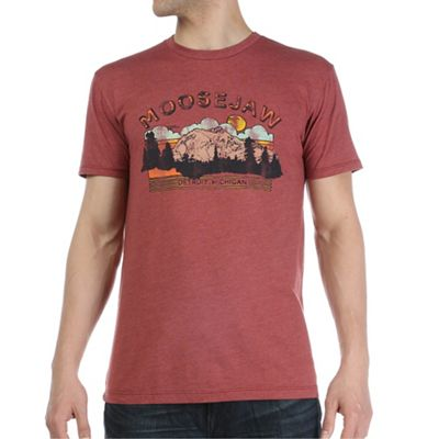 Moosejaw Men's Inner City Blues Vintage Slim SS Tee