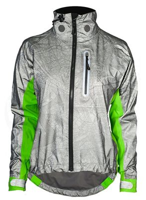 Showers Pass Women's Hi-Vis Torch Jacket