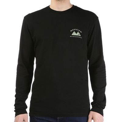 Moosejaw Men's Don't Turn Around Classic Regs LS Tee