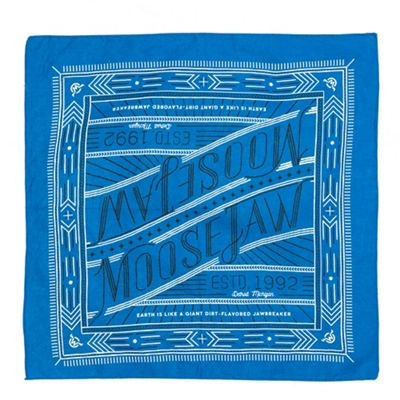 Moosejaw Take the A Train Bandana