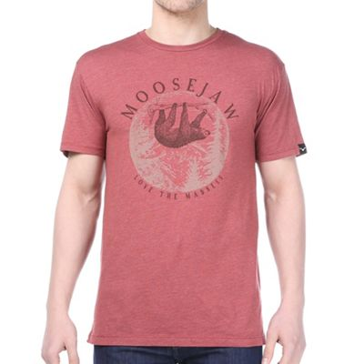 Moosejaw Men's Slow Motion Vintage Regs SS Tee