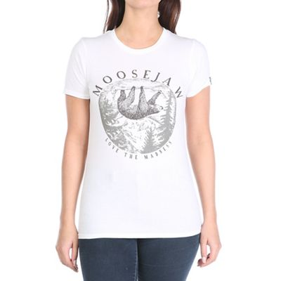 Moosejaw Women's Slow Motion Vintage Regs SS Tee
