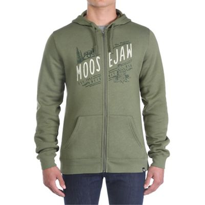 Moosejaw Men's Careful With That Axe, Eugene Zip Hoody