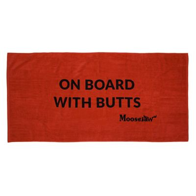Moosejaw Beach Towel