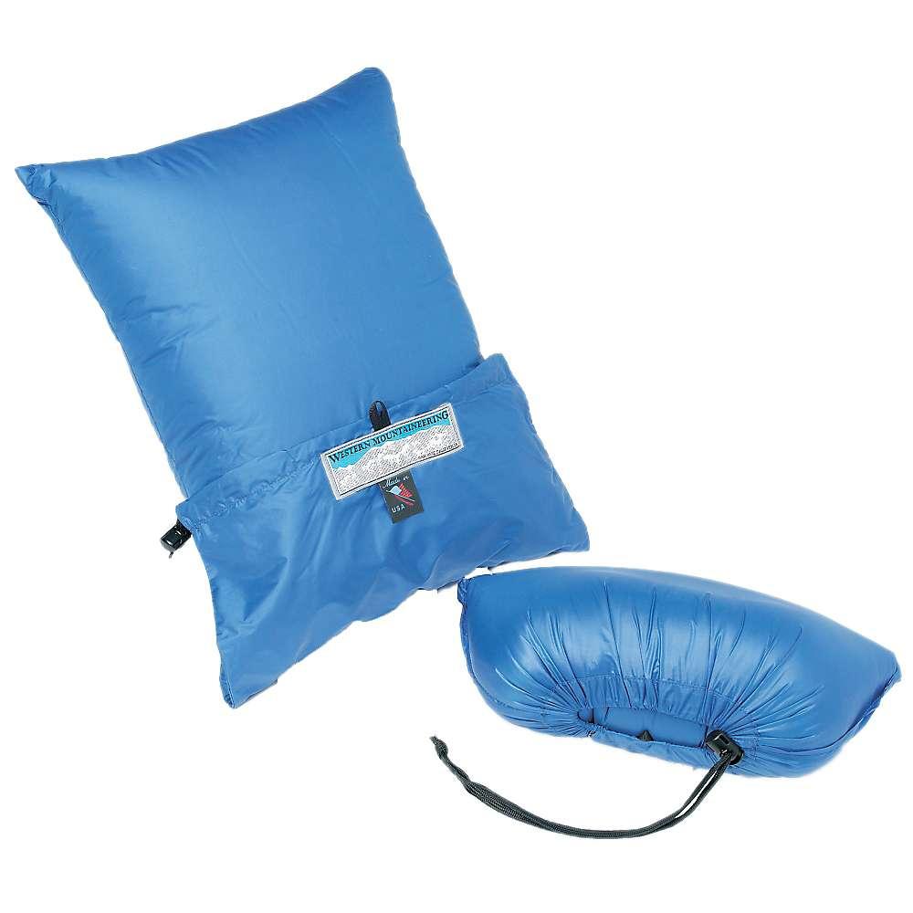 Western Mountaineering Cloudrest Down Pillow Moosejaw