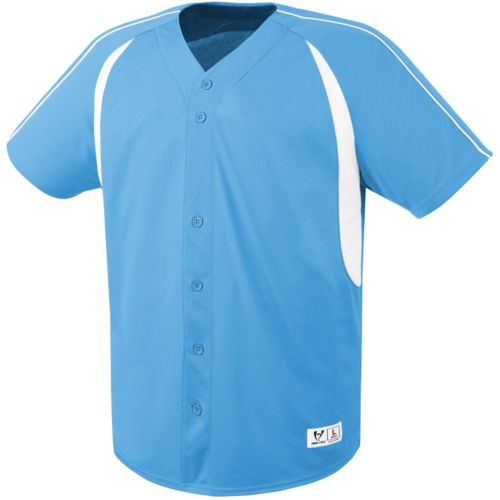 IMPACT FULL-BUTTON JERSEY-ADULT