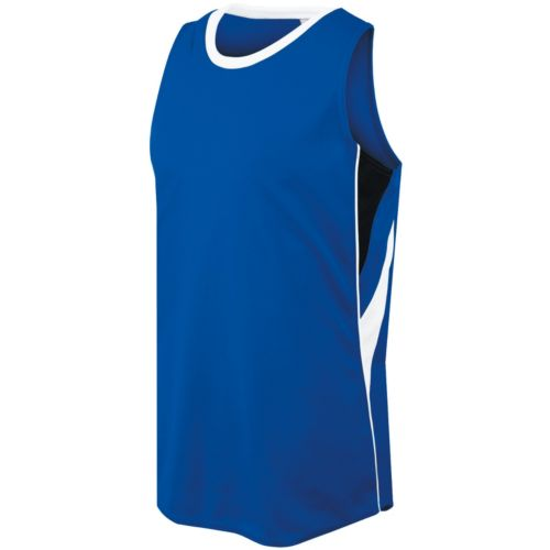 GIRLS' PACE RACER-BACK JERSEY-GIRLS'
