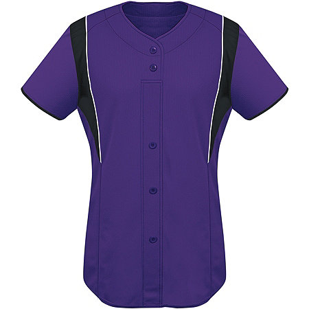 WOMENS FAUX FRONT JERSEY
