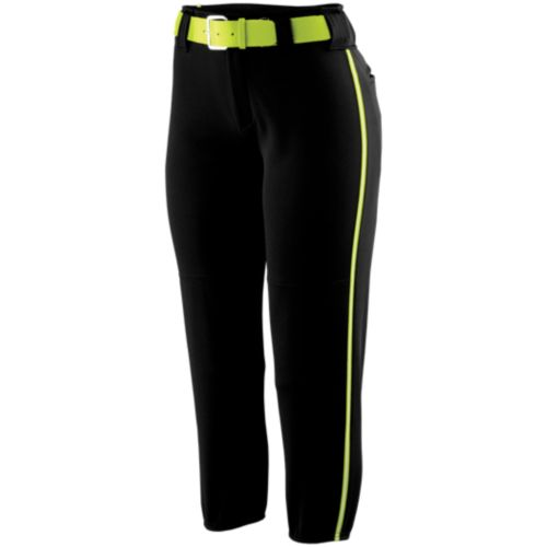 LADIES LOW RISE COLLEGIATE PANT