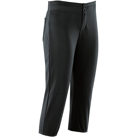 WOMENS UNBELTED SOFTBALL PANT